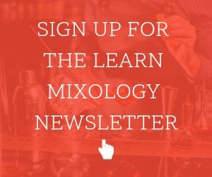 Click to sign up for the learn mixology blog
