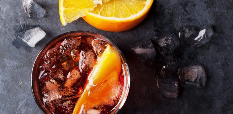 Adding a twist to a standard cocktail recipe